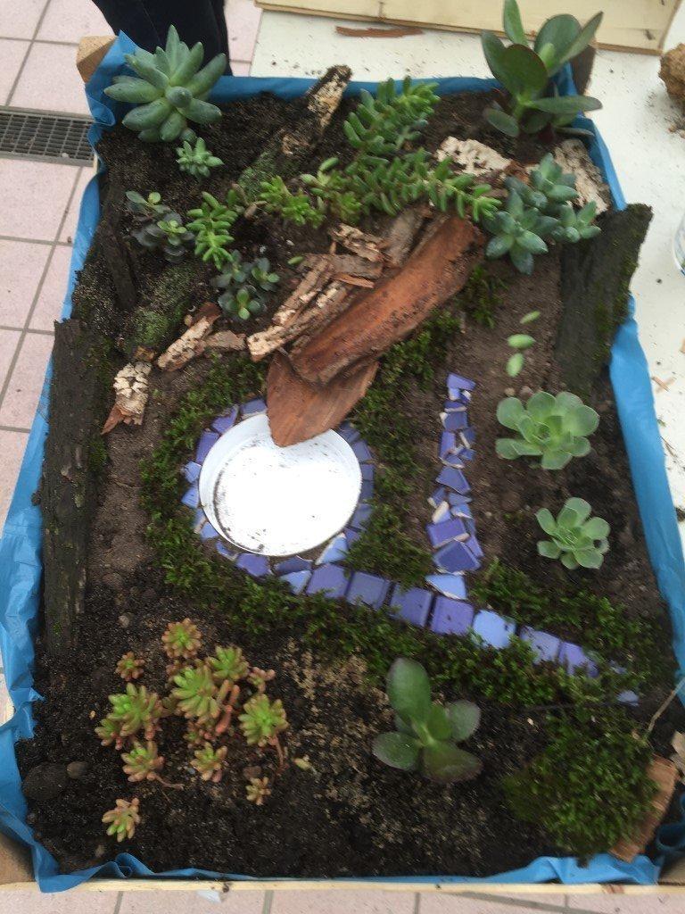 Unsere kleinen Gärten (3)