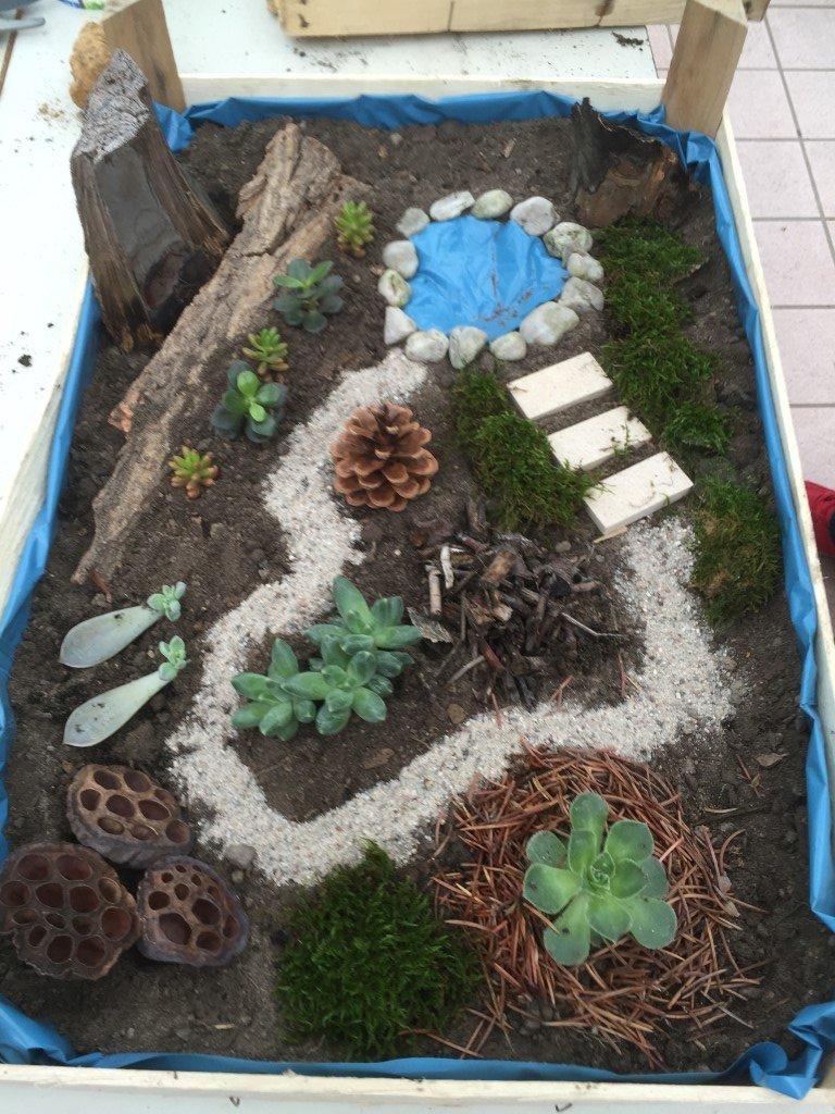Unsere kleinen Gärten (9)